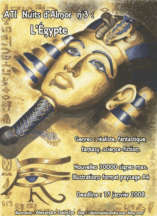 ATI Nuits d'Almor n3 : l'Egypte
